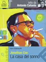 La casa del sonno letto da Antonio Catania. Audiolibro. CD Audio Formato MP3