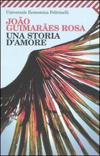 Una storia d'amore - João Guimarães Rosa - copertina