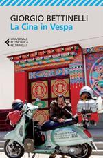 La Cina in Vespa