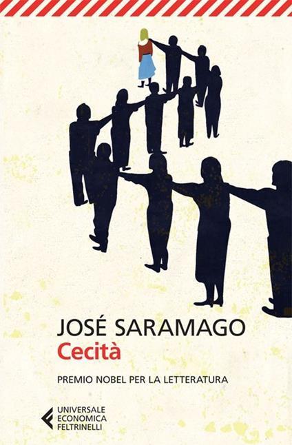 Cecità - José Saramago - copertina