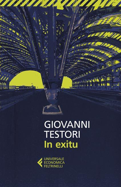 In exitu - Giovanni Testori - copertina