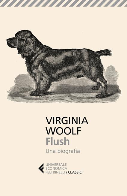 Flush. Una biografia - Virginia Woolf - copertina