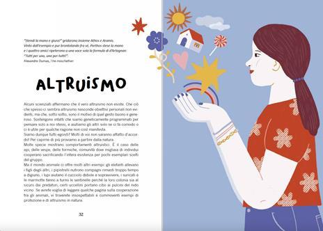 Che tempesta! 50 emozioni raccontate ai ragazzi. Ediz. a colori - Umberto Galimberti,Anna Vivarelli - 3