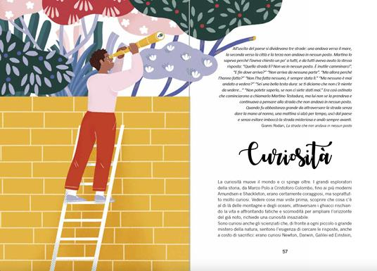Che tempesta! 50 emozioni raccontate ai ragazzi. Ediz. a colori - Umberto Galimberti,Anna Vivarelli - 4