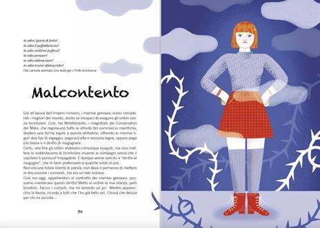 Che tempesta! 50 emozioni raccontate ai ragazzi. Ediz. a colori - Umberto Galimberti,Anna Vivarelli - 5