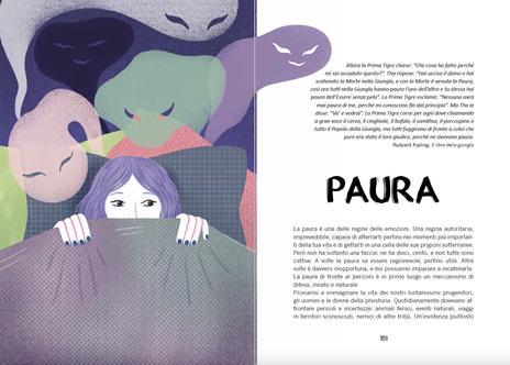 Che tempesta! 50 emozioni raccontate ai ragazzi. Ediz. a colori - Umberto Galimberti,Anna Vivarelli - 6