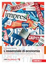 L' essenziale di economia. Con e-book