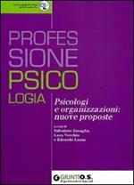 Psicologi e organizzazioni: nuove proposte
