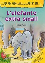 L' elefante extra small
