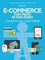 E-commerce con meno di 1.000 euro. Come aprire un sito e renderlo redditizio