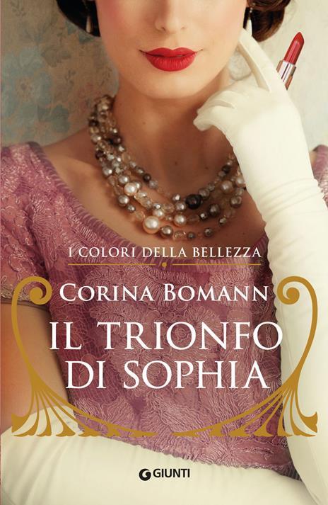 Il trionfo di Sophia. I colori della bellezza - Corina Bomann - copertina