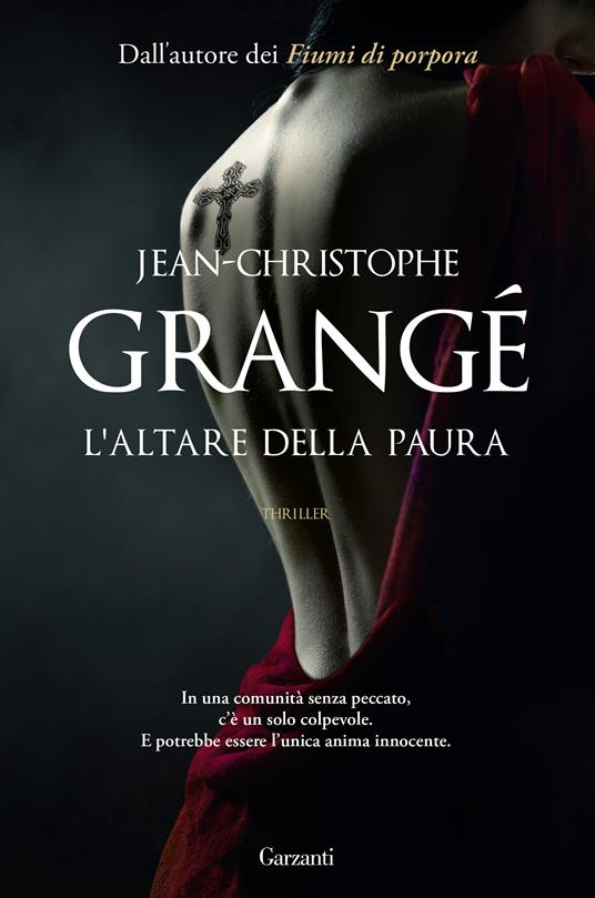 L' altare della paura - Jean-Christophe Grangé,Doriana Comerlati - ebook