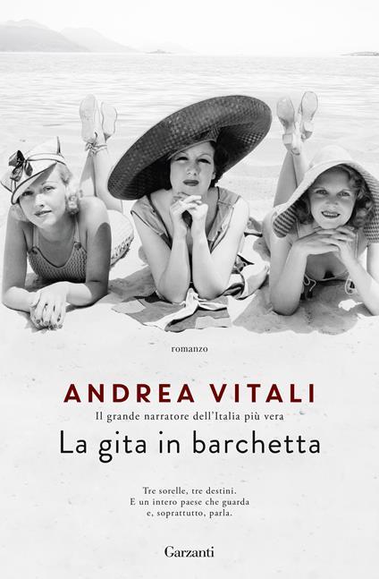 La gita in barchetta - Andrea Vitali - ebook