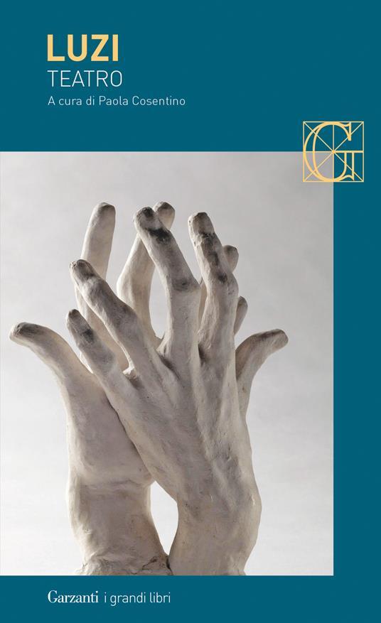 Teatro - Mario Luzi - copertina