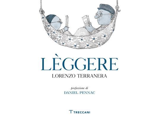 Lèggere. Ediz. a colori - Lorenzo Terranera - copertina