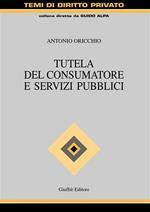 Tutela del consumatore e servizi pubblici