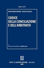 Codice della conciliazione e dell'arbitrato