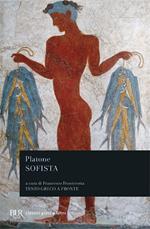 Sofista. Testo greco a fronte