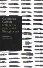 Letteratura italiana del Risorgimento