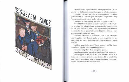 Mary Poppins - P. L. Travers - 5