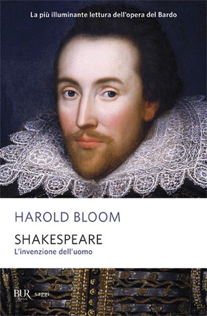 Shakespeare. L'invenzione dell'uomo - Harold Bloom - copertina