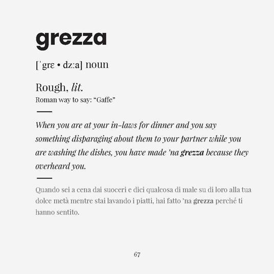 Veni Vidi Daje. Dizionario romanesco-inglese per cavarsela a Roma senza sbroccà - Carolina Venosi - 3