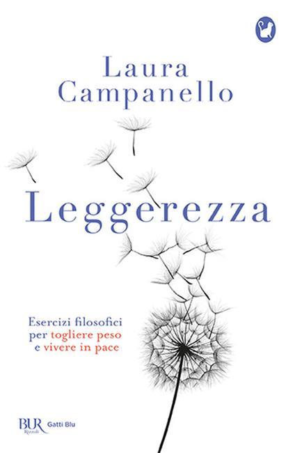 Leggerezza - Laura Campanello - copertina