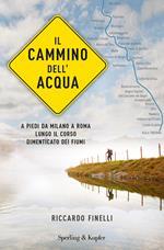Il cammino dell'acqua. A piedi da Milano a Roma lungo il corso dimenticato dei fiumi