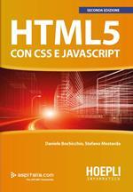 HTML 5 con CSS e Javascript