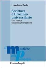 Scrittura e tirocinio universitario. Una ricerca sulla documentazione