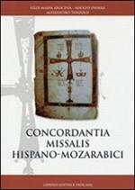 Concordantia missalis hispano-mozarabici