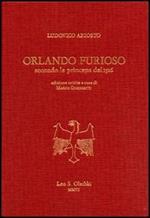 Orlando furioso. Secondo la princeps del 1516. Ediz. critica