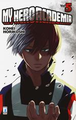 My Hero Academia. Vol. 5: Shoto Todoroki: Origin
