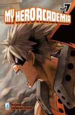 My Hero Academia. Vol. 7: Katsuki Bakugo: Origin