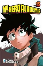 My Hero Academia. Vol. 15: Fato avverso