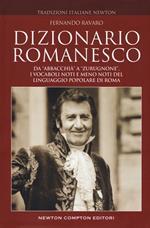 Dizionario romanesco
