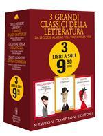3 grandi classici: L'amante di Lady Chatterley-I Malavoglia-Divina commedia. Ediz. integrale
