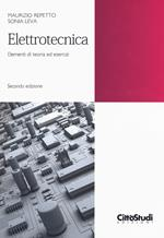 Elettrotecnica. Elementi di teoria ed esercizi