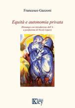 Equità e autonomia privata