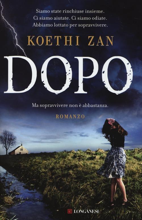Dopo - Koethi Zan - copertina