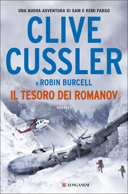 Il tesoro dei Romanov - Robin Burcell,Clive Cussler - ebook