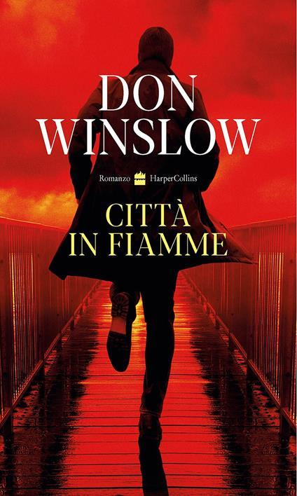 City on fire - Don Winslow - ebook