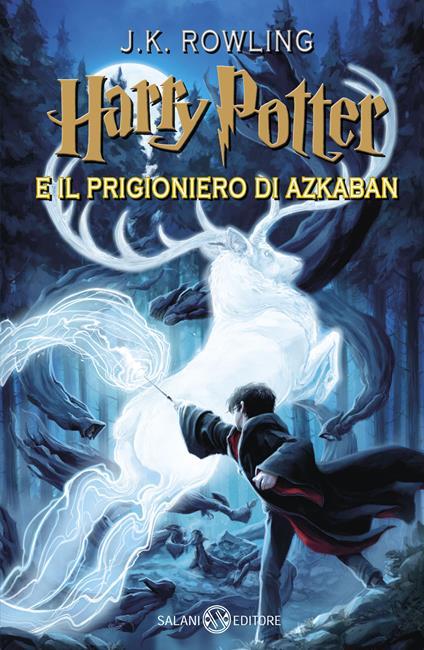 Harry Potter e il prigioniero di Azkaban. Nuova ediz.. Vol. 3 - J. K. Rowling - copertina