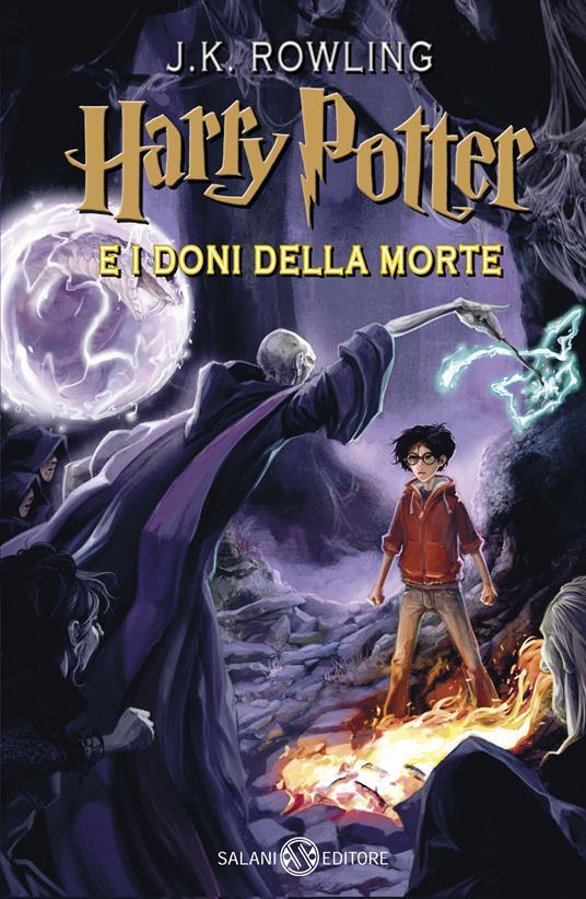 Harry Potter e i doni della morte. Nuova ediz.. Vol. 7 - J. K. Rowling - copertina