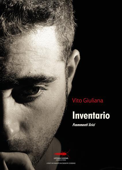 Inventario. Frammenti lirici - Vito Giuliana - copertina