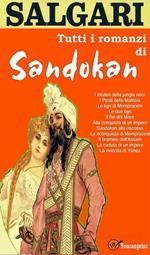 Tutti i romanzi di Sandokan