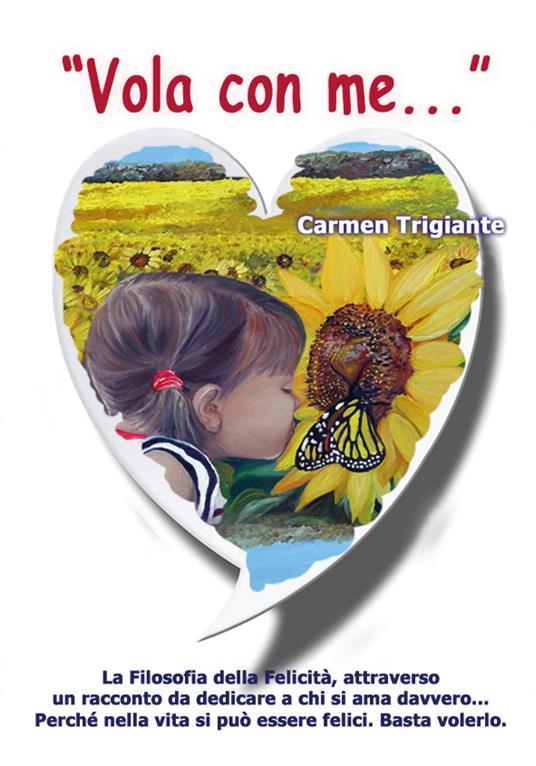 Vola con me... - Carmen Trigiante - copertina