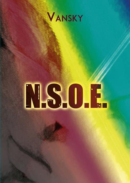 N.S.O.E. - Vansky - copertina