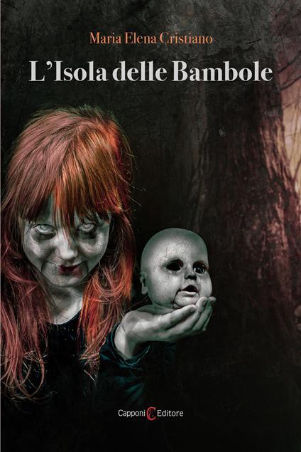 L' isola delle bambole - Maria Elena Cristiano - copertina