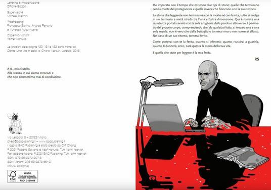 Sono ancora vivo - Roberto Saviano - 2